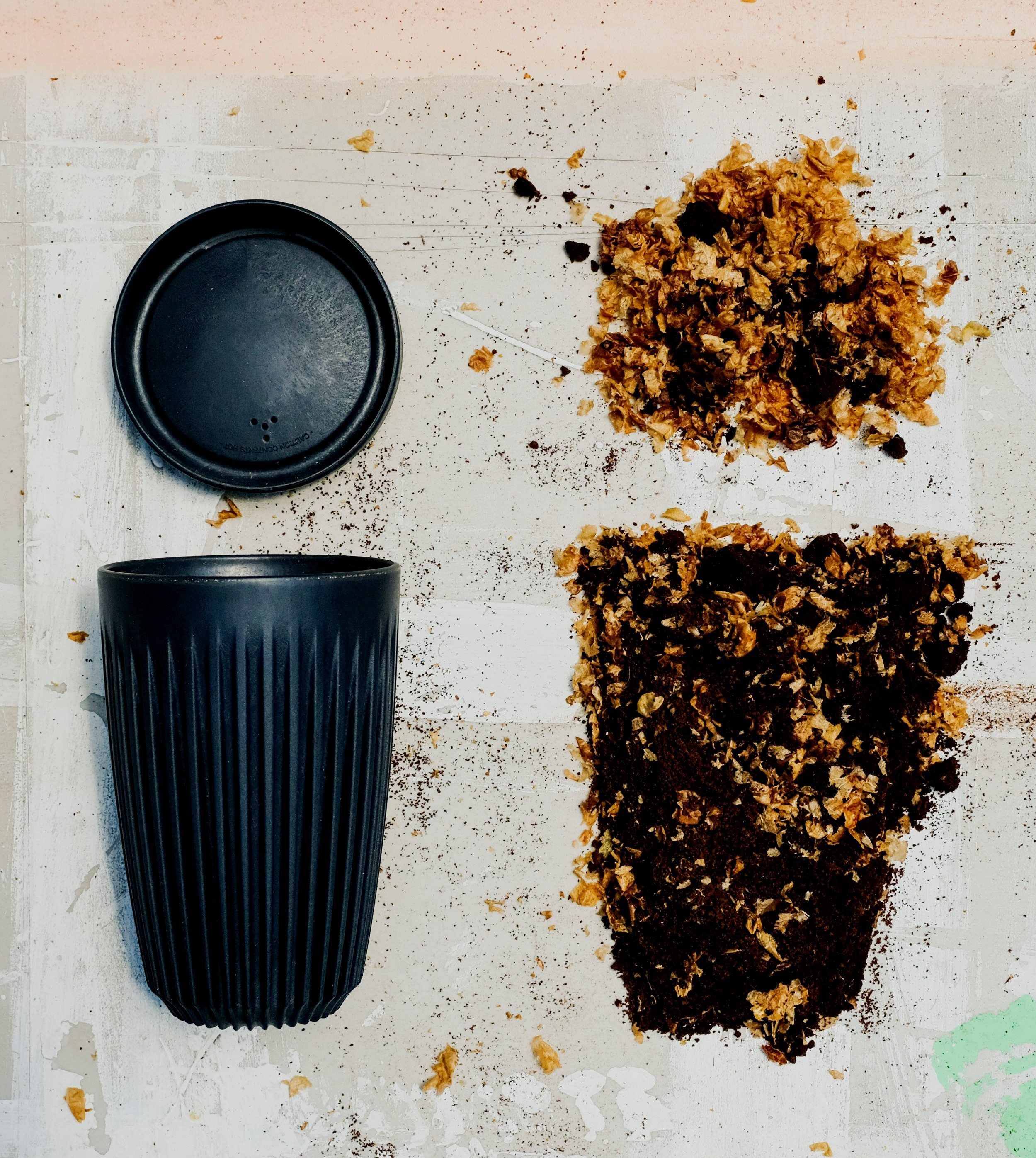 HuskeeSwap - While our single-use cups and lids are compostable, reducing the amount of waste going to landfills, reusable cups offer a still better option for waste reduction. Introducing the HuskeeSwap, which makes it as convenient as possible for you to reuse a to-go cup.