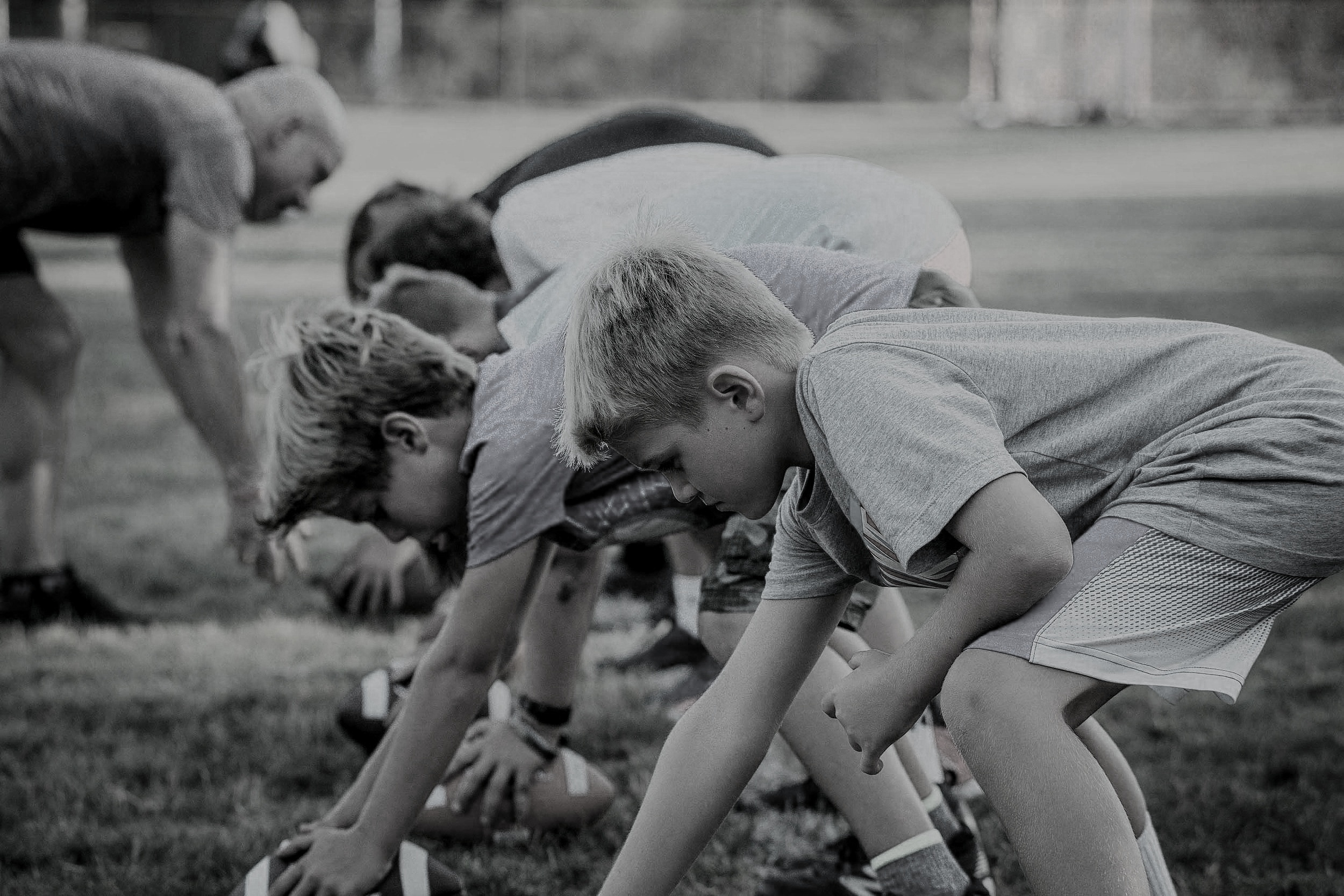 If given the chance, children will thrive, but with the declining rate of high-school athletes, it is critical to build programs that increase participation.