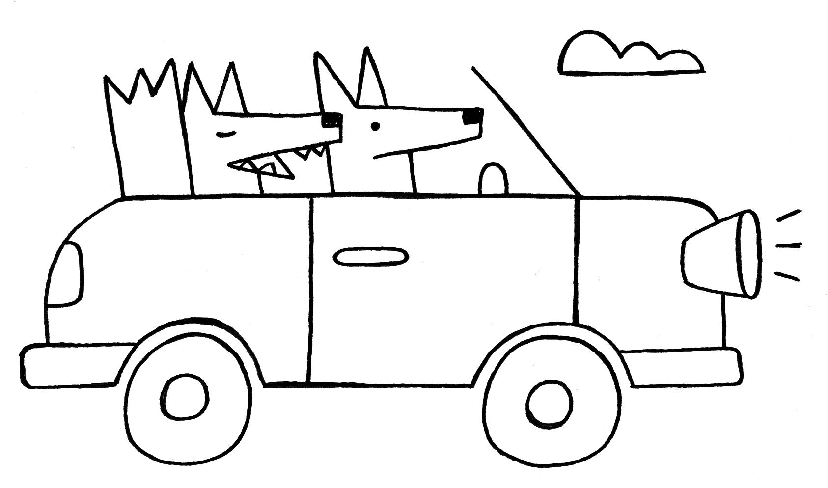 Dingo_Illustration_Print_04Driving.png