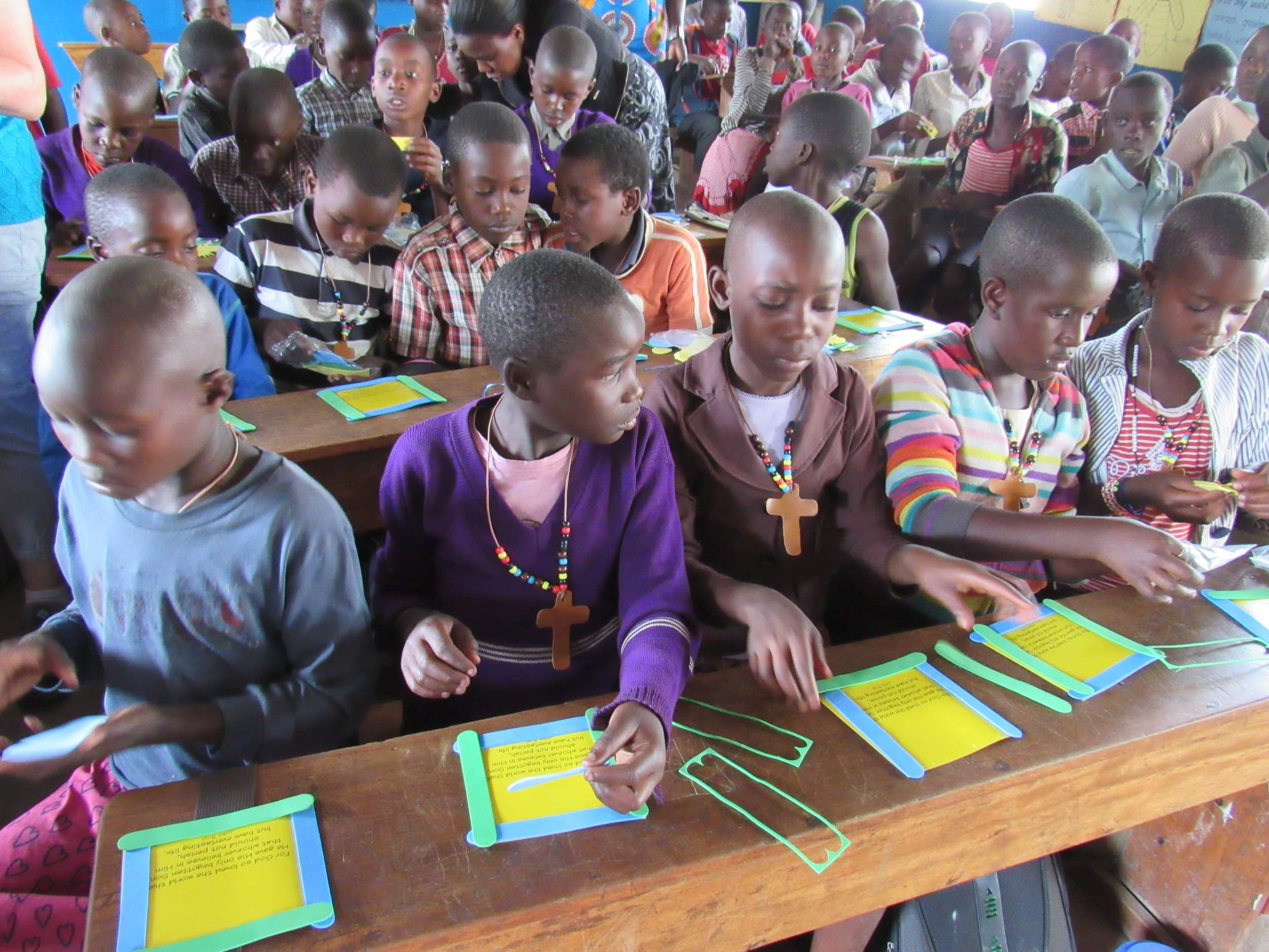 Ahadi kids - Ahadi is Swahili for covenant…