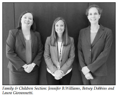 Jennifer-B-Williams-Attorney.jpgElizabeth R. Ondriezek, P.A. Family Law Attorneys Attorney Adoption Divorce Juvenile Military Injunctions for Protection Paternity Mediation Name Change Relocation Jacksonville Florida Beach Atlantic Neptune Orange Park Doctors Inlet Fernandina Ponte Vedra Yulee Green Cove Springs Clay County Duval St. Johns Roehrig