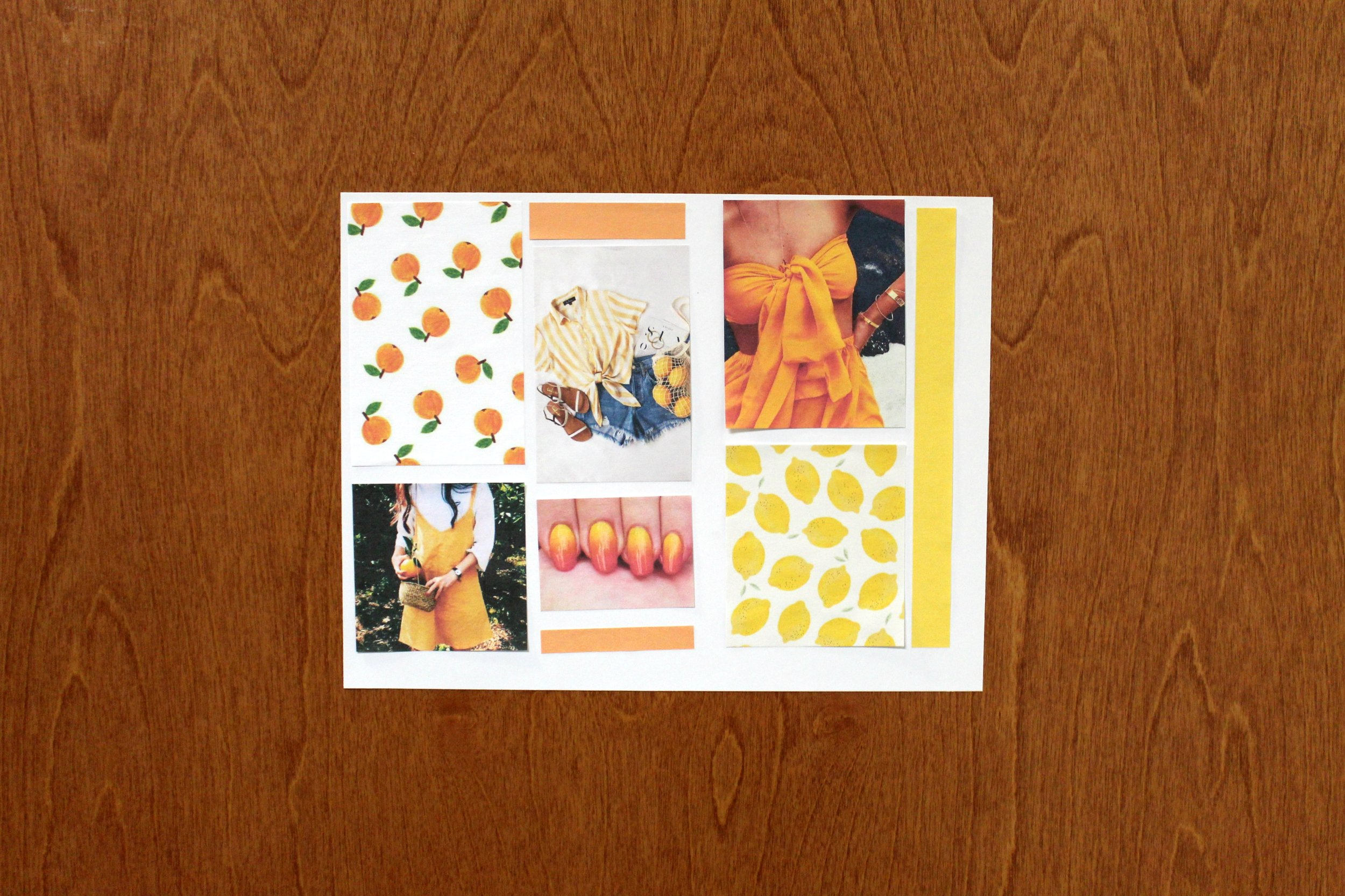 Creating A Mess Free Mood Board The Pinless