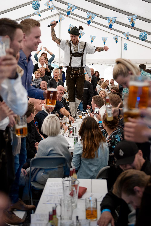 Oktoberfest med Oslo Blåseorkester