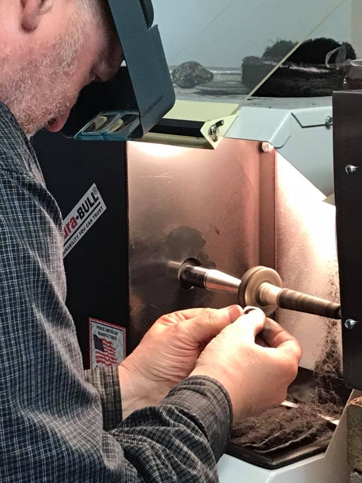 Hi! I'm Steve. - I specialize in custom design & jewelry repair using the latest in technology for preserving memories in fine metals and precious stones.You dream it - I create it.