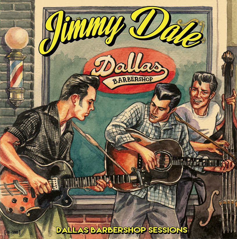 Jimmy Dale Dallas Barbershop Sessions front.jpg