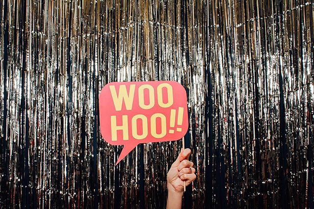 Whoohooo! This might be my new favorite backdrop ✨🥂 Just added this shimmery, silver tinsel to our backdrop options and I am STOKED! . . . . . . . . #faroutphotobooth #faroutphotobooths #whoohoo #photobooth #memphisphotobooth #memphisphotoboothrental #nashvillephotobooth #chattanoogaphotobooth #photoboothrental #memphiswedding #memphisweddingphotographer