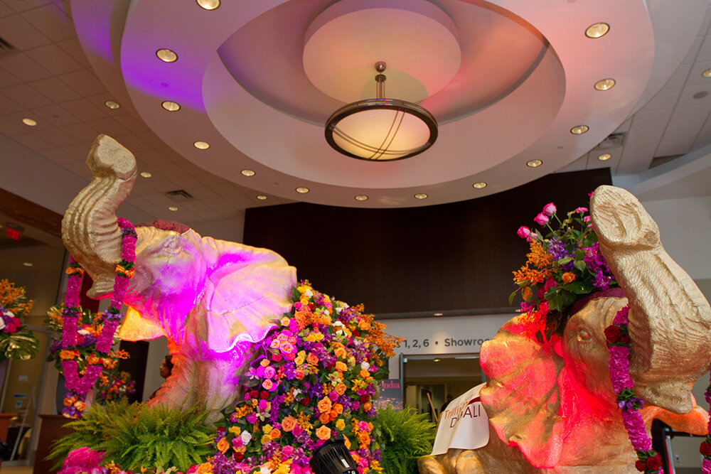 Paras-Events-Traditional-Colourful-Sangeet-Floral-Elephants-1.jpg