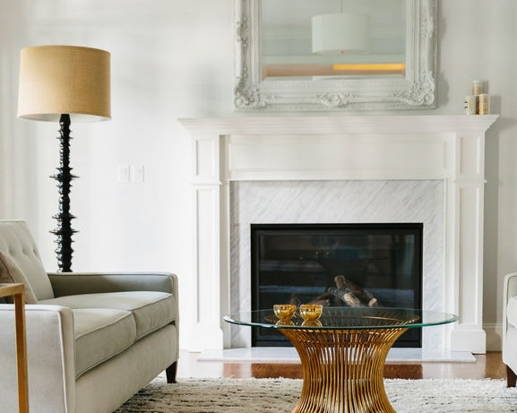 dc boutique condo - Lovely condo with fireplace
