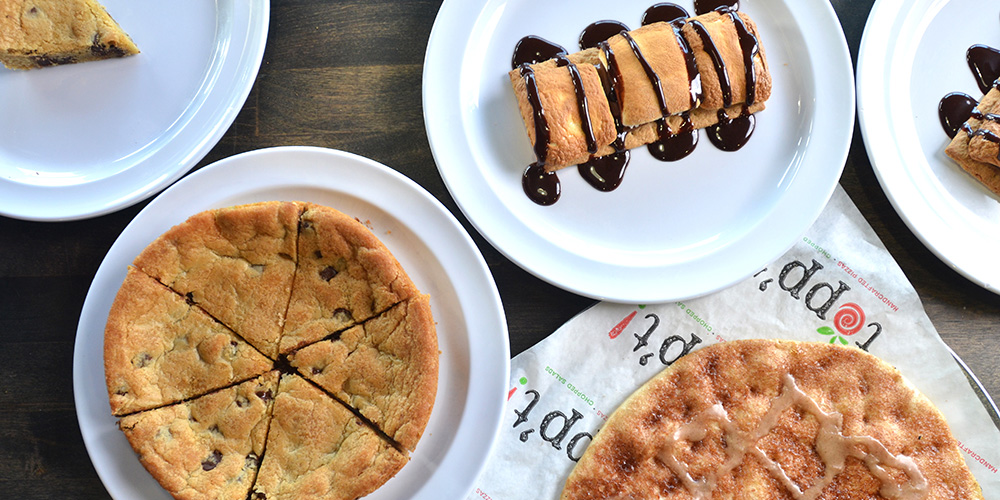 Homemade extras - Appetizers, Beverages + Desserts