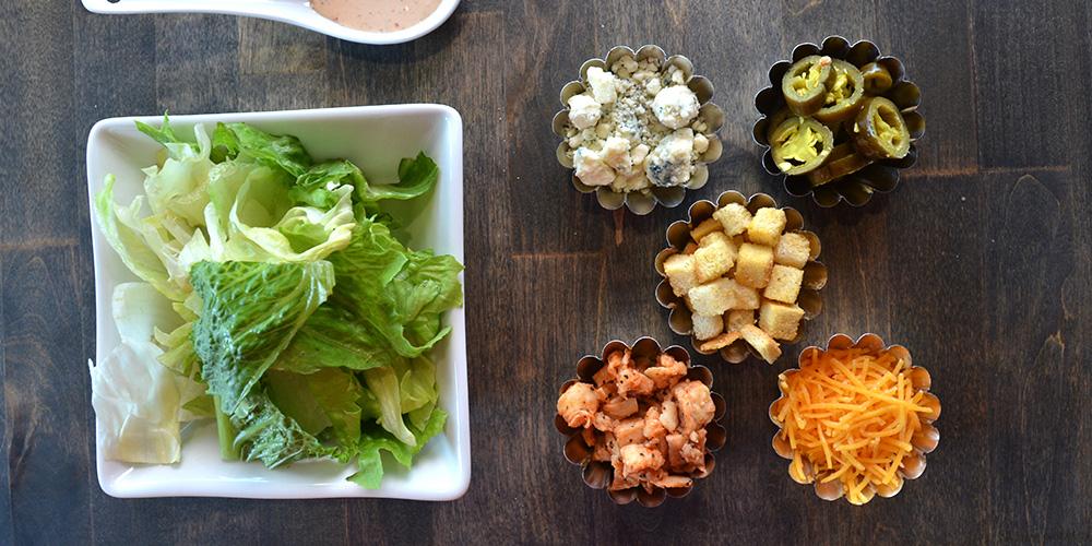 Chopped Salads -