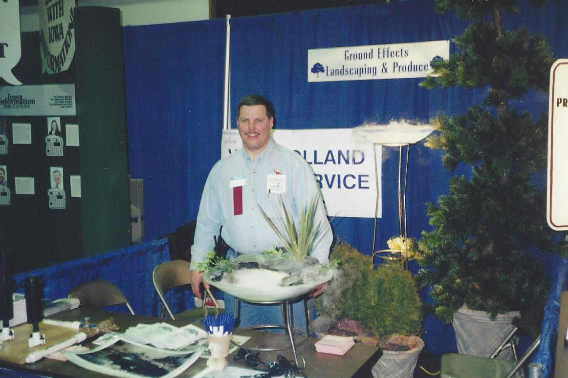 First VHLS homeshow 1999.jpg