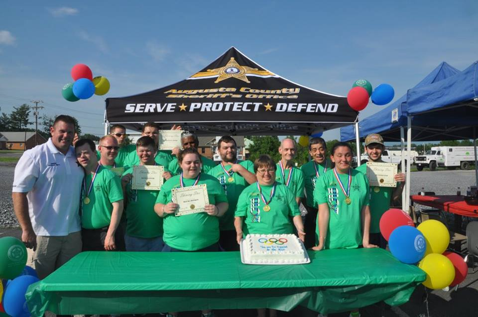 Special Olympics Annual Torch Run