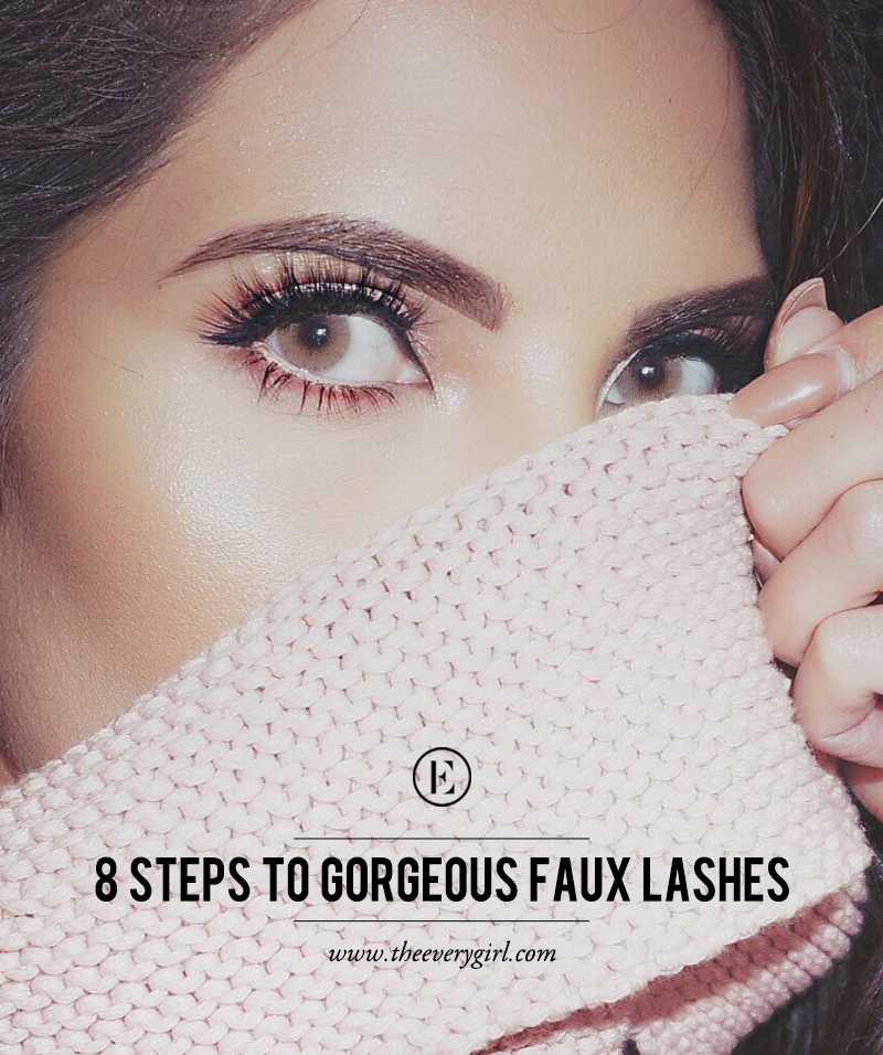 8 Steps to Gorgeous Faux Lashes_The EveryGirl.jpg