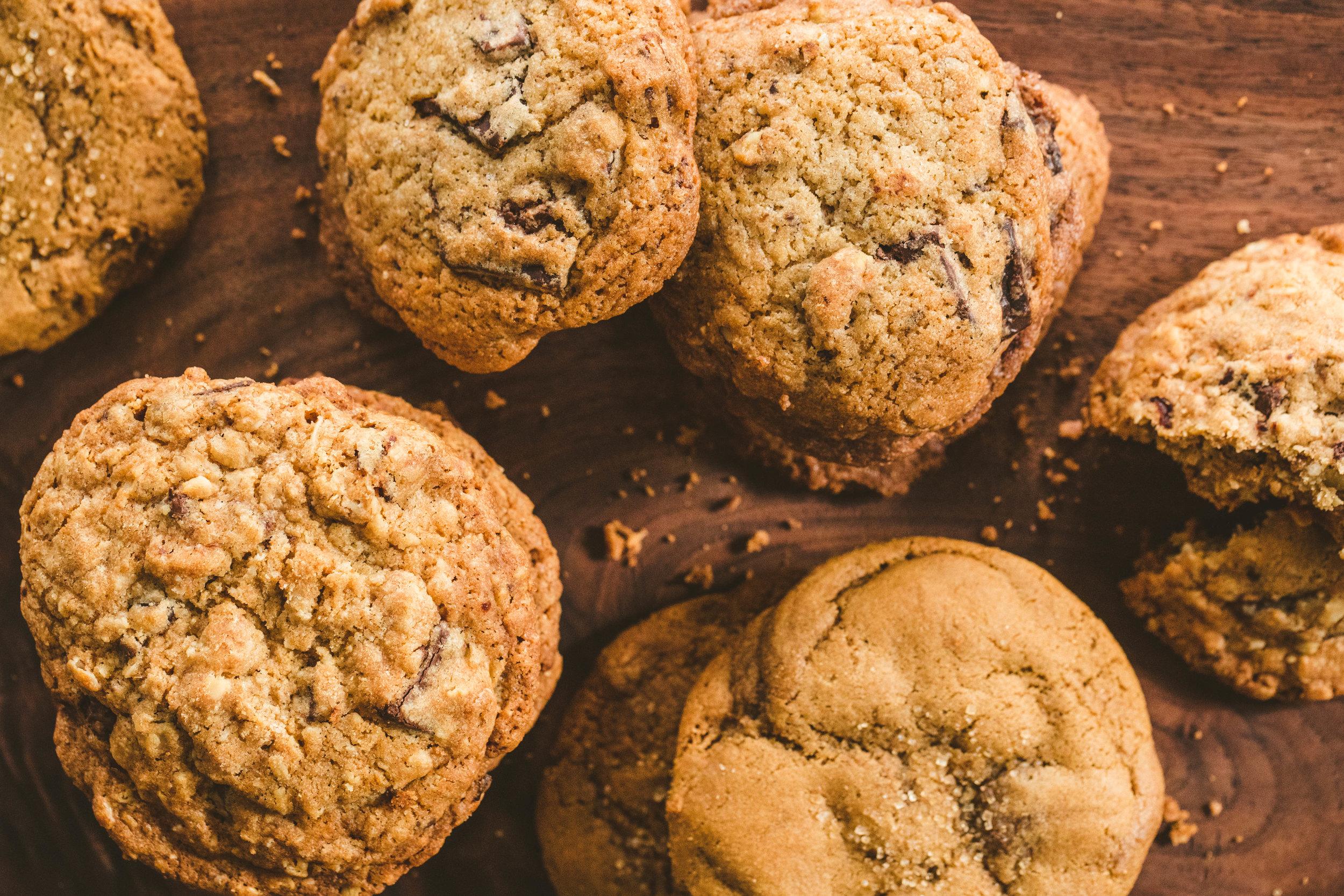 - Cookies & Pastries