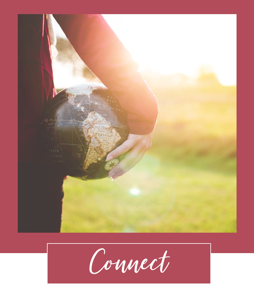 Connect With Our Global Sisterhood - Lotus Sojourns gives women like you an opportunity to be a part of a global community connected by aligned values and transformational experiences.