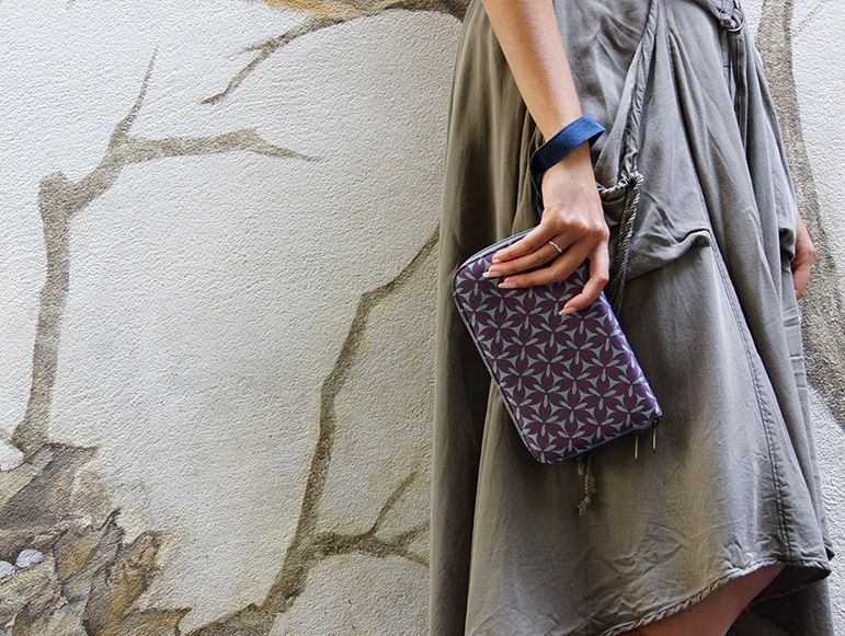 May Giveaway featuring malia designs Travel Wallet - Malia Designs is a socially responsible brand that designs and sells fair trade handbags and accessories. Their products are handcrafted in Cambodia and every purchase helps to fight human trafficking.