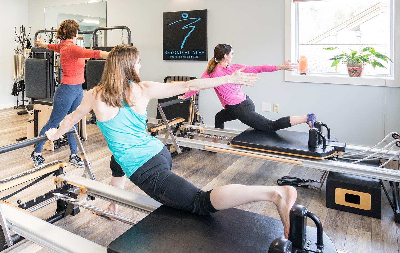 Pilates Session Rates -