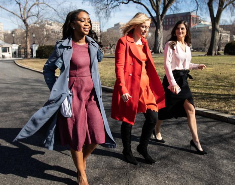 The Women of CNN