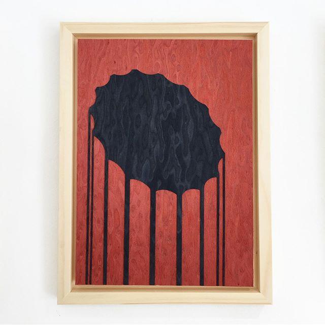 Colonna  @marioscairato  25x34  Fogli di legno impiallacciato  #paestum #paestumexperience #spaziopaestum #colonna #marioscairato #cilento #salerno #campania