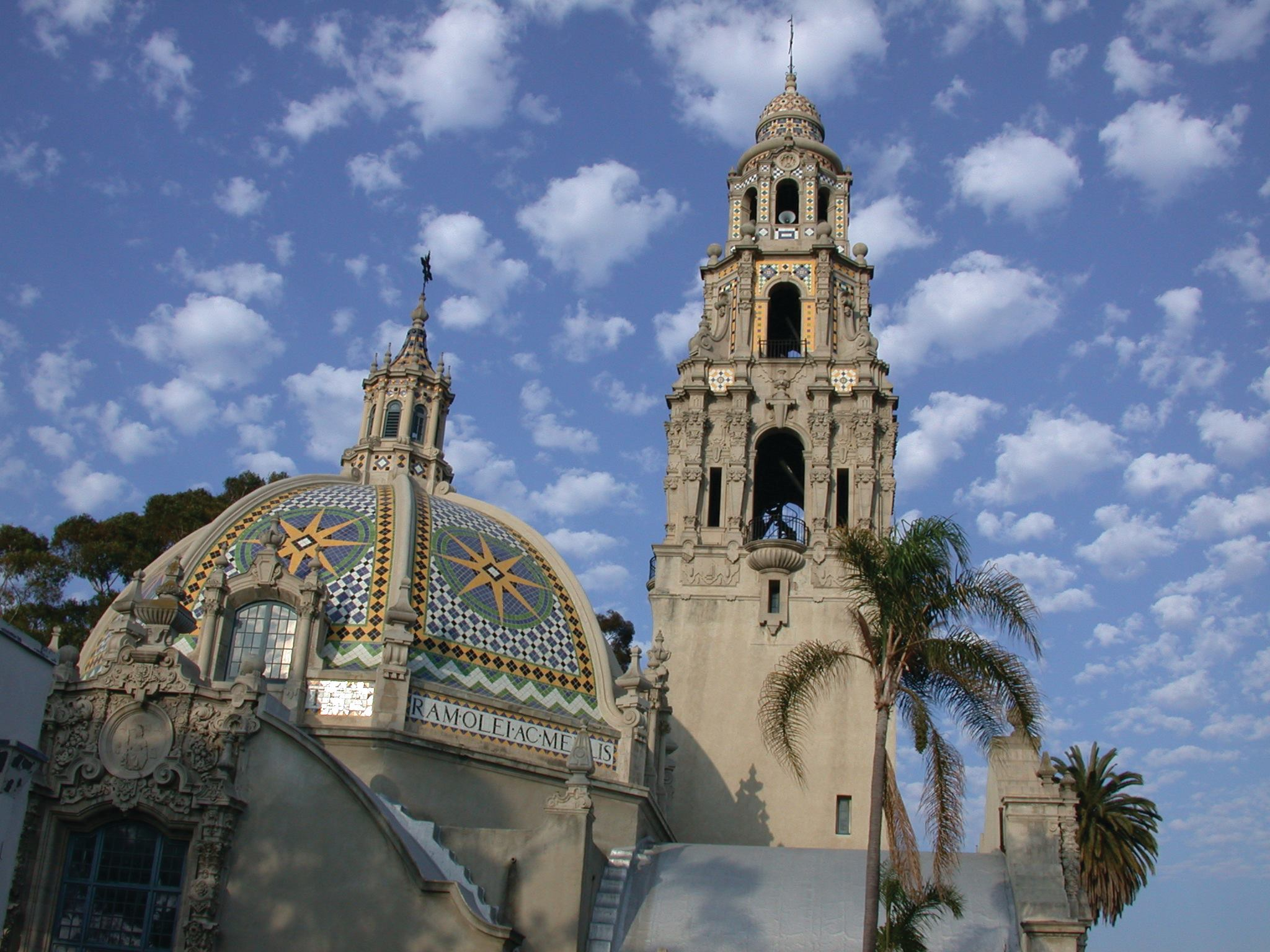Museum of Man  San Diego