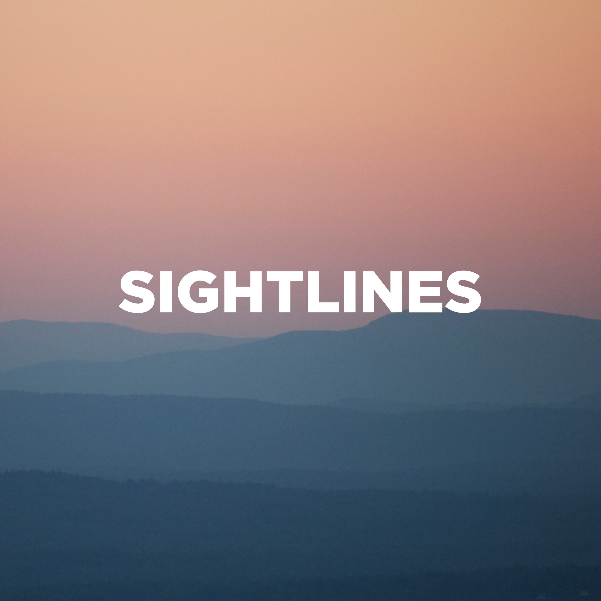 Sightlines  ·  May 2015