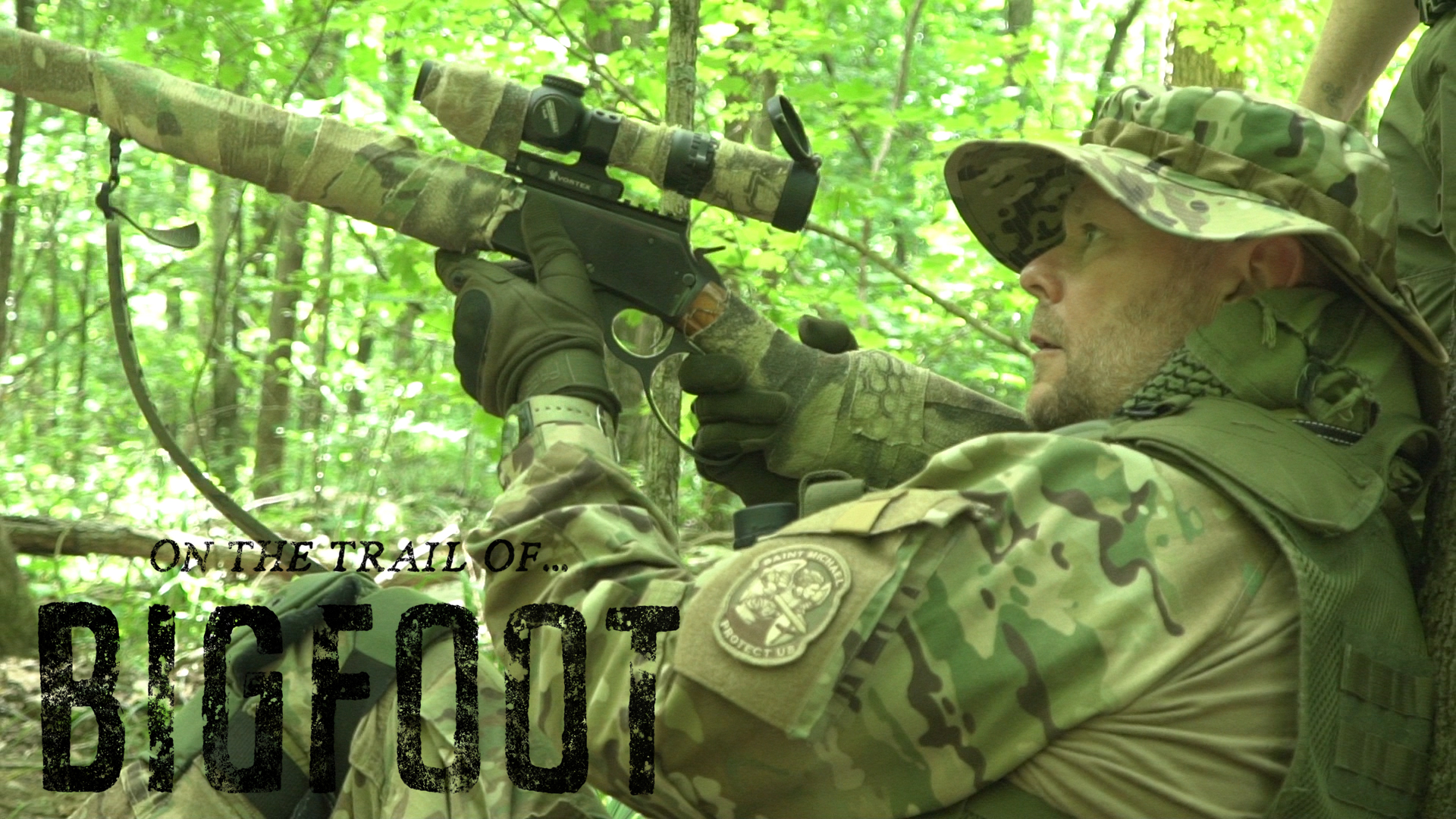 On the Trail of... Bigfoot (2019)