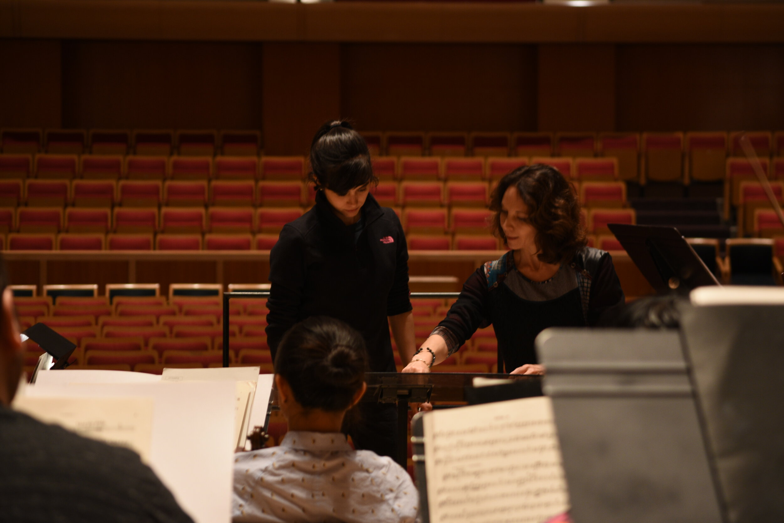 Maestro Sarah Ioannides
