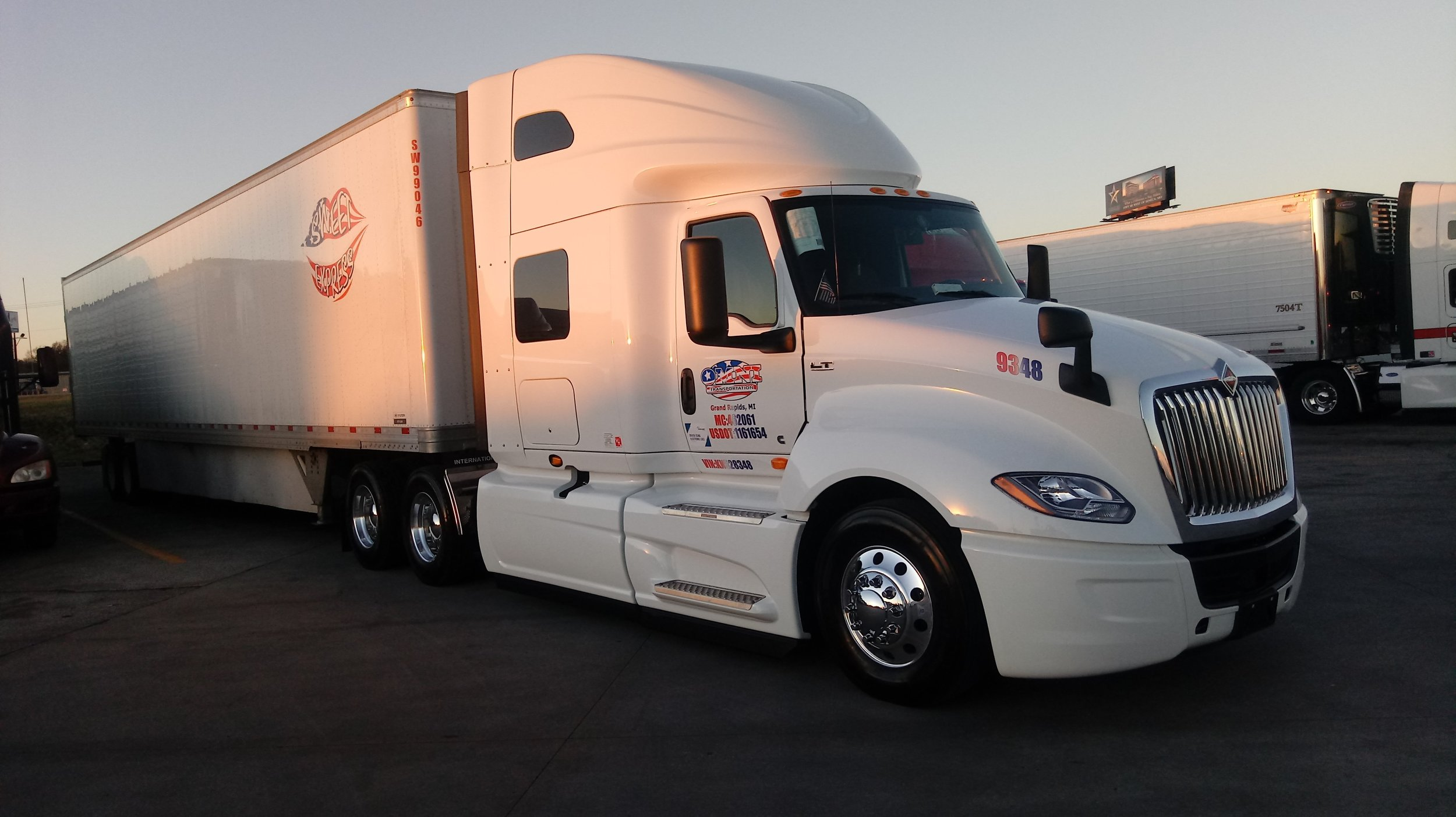 Long Haul &  Regional Truckload - Click Here for More Info