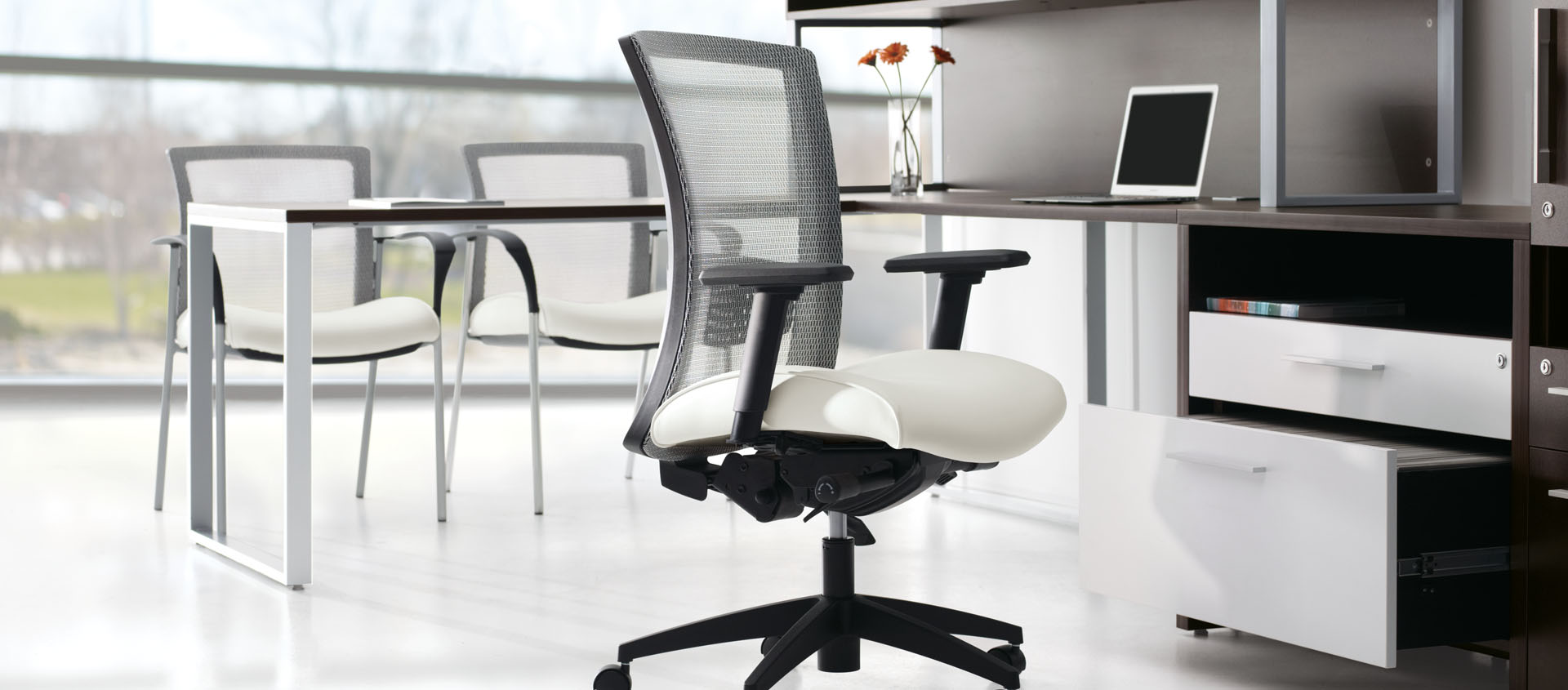 Work + Task Seating