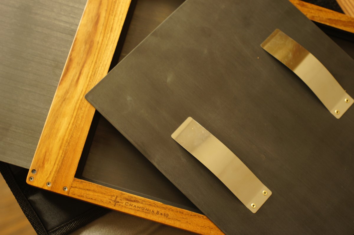 8x10 Wet Plate Holder