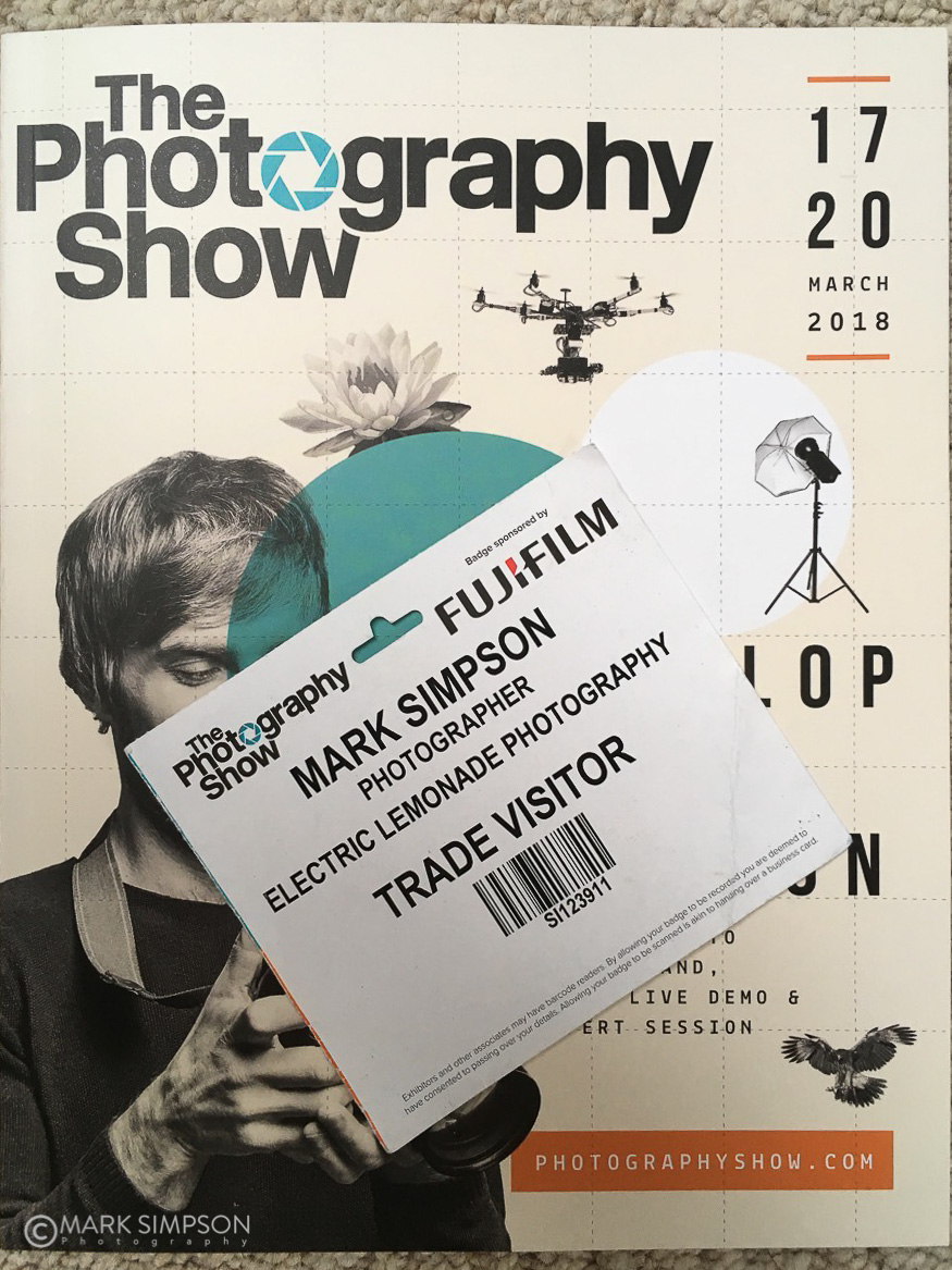 The Photography Show 2018 (Apple iPhone SE)