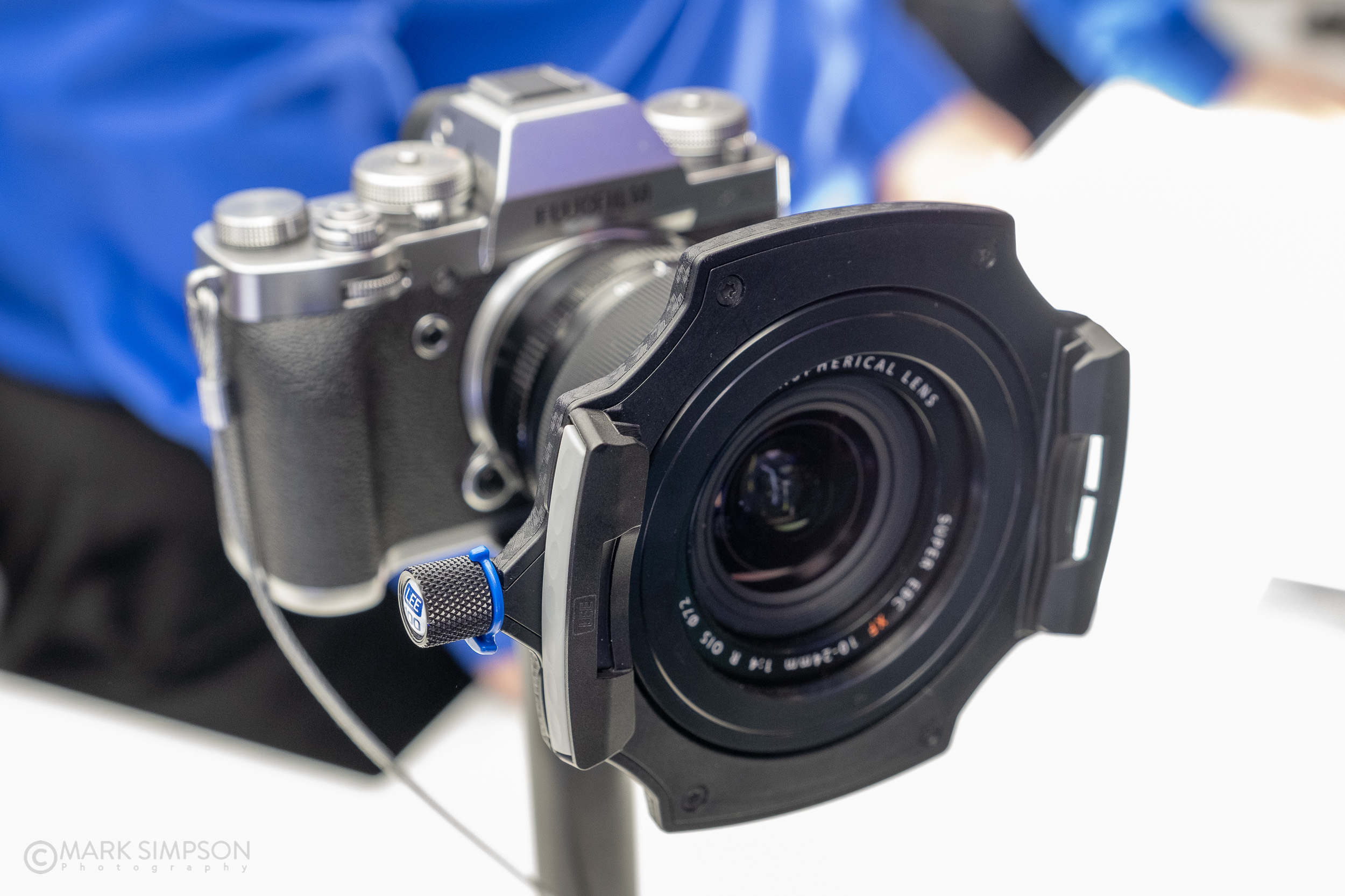 The new Lee Filters 'Lee 100' filter holder. (FujiFilm X-T2, Fujinon XF16-55mmF2.8 R LM WR)
