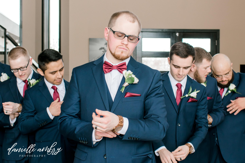 Danielle Ambry Photography | Sunset Bluffs Wedding