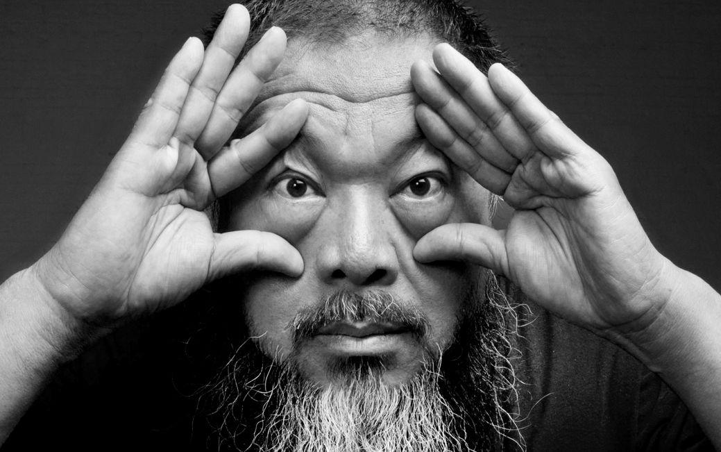 Ai Weiwei. Photo: Ai Weiwei Studio.