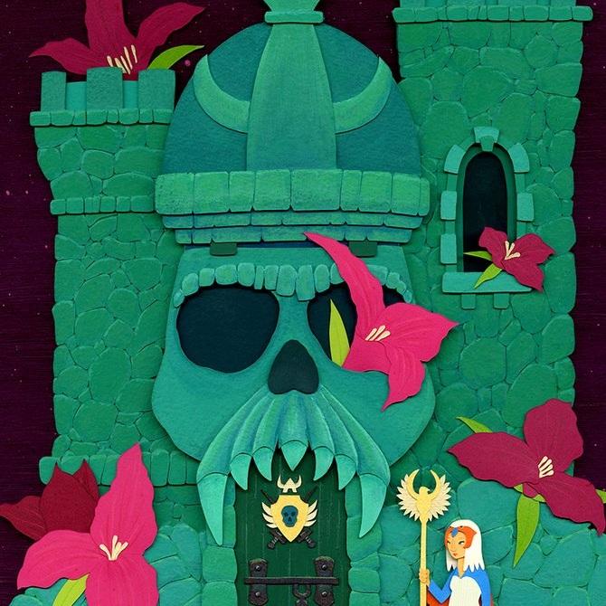Castle Greyskull - $650