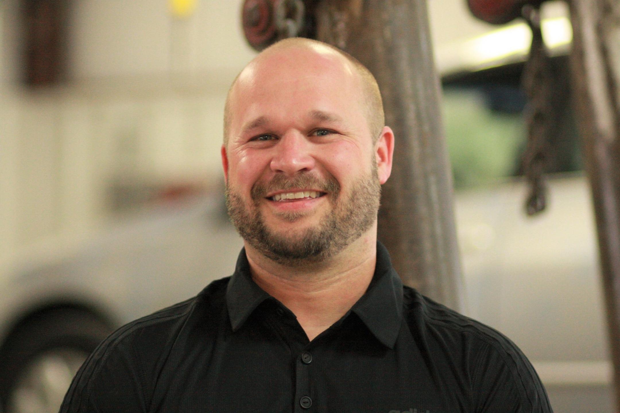Jacob Brandt - Production Manager