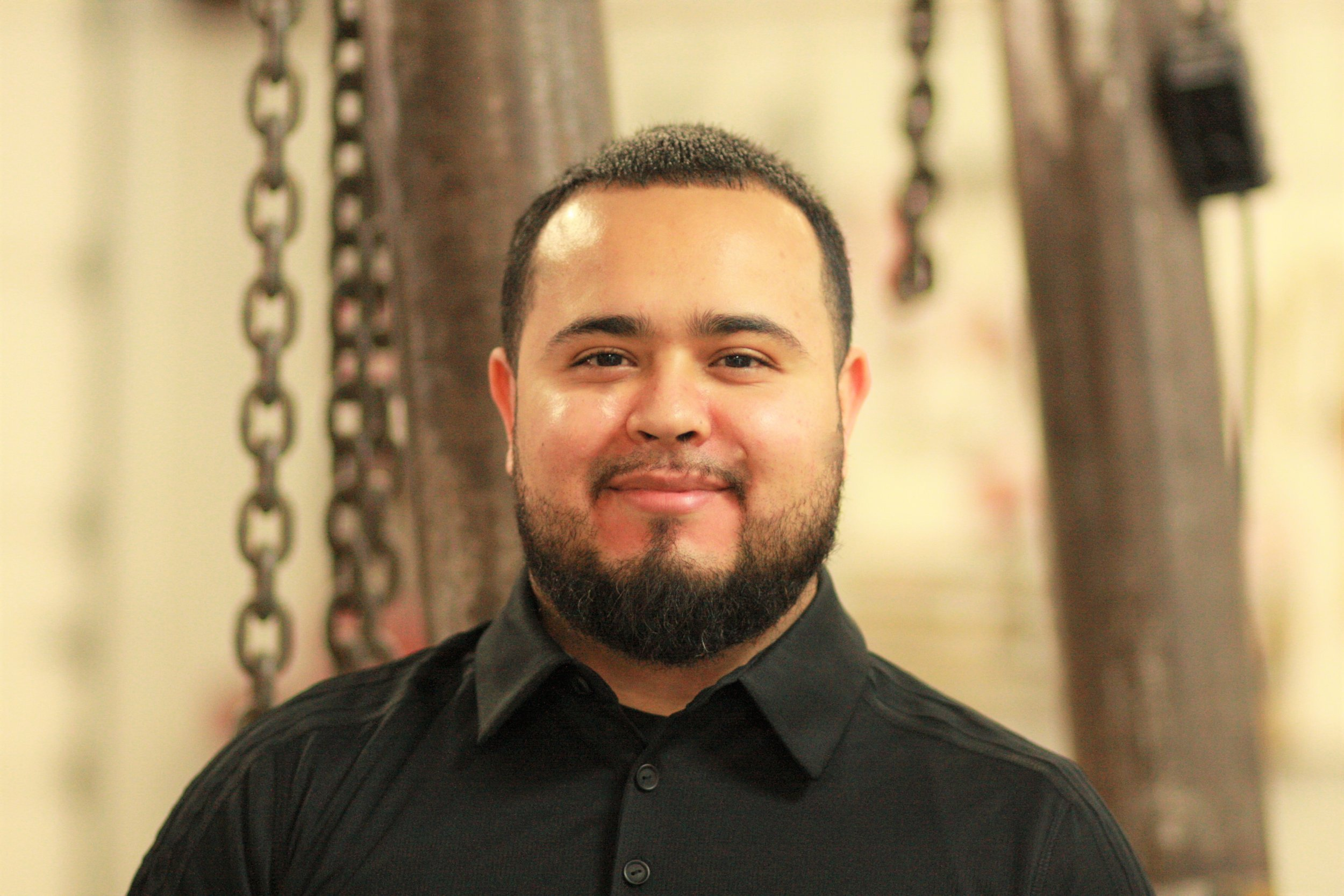 Juan Robles - Auto Body Repair Technician