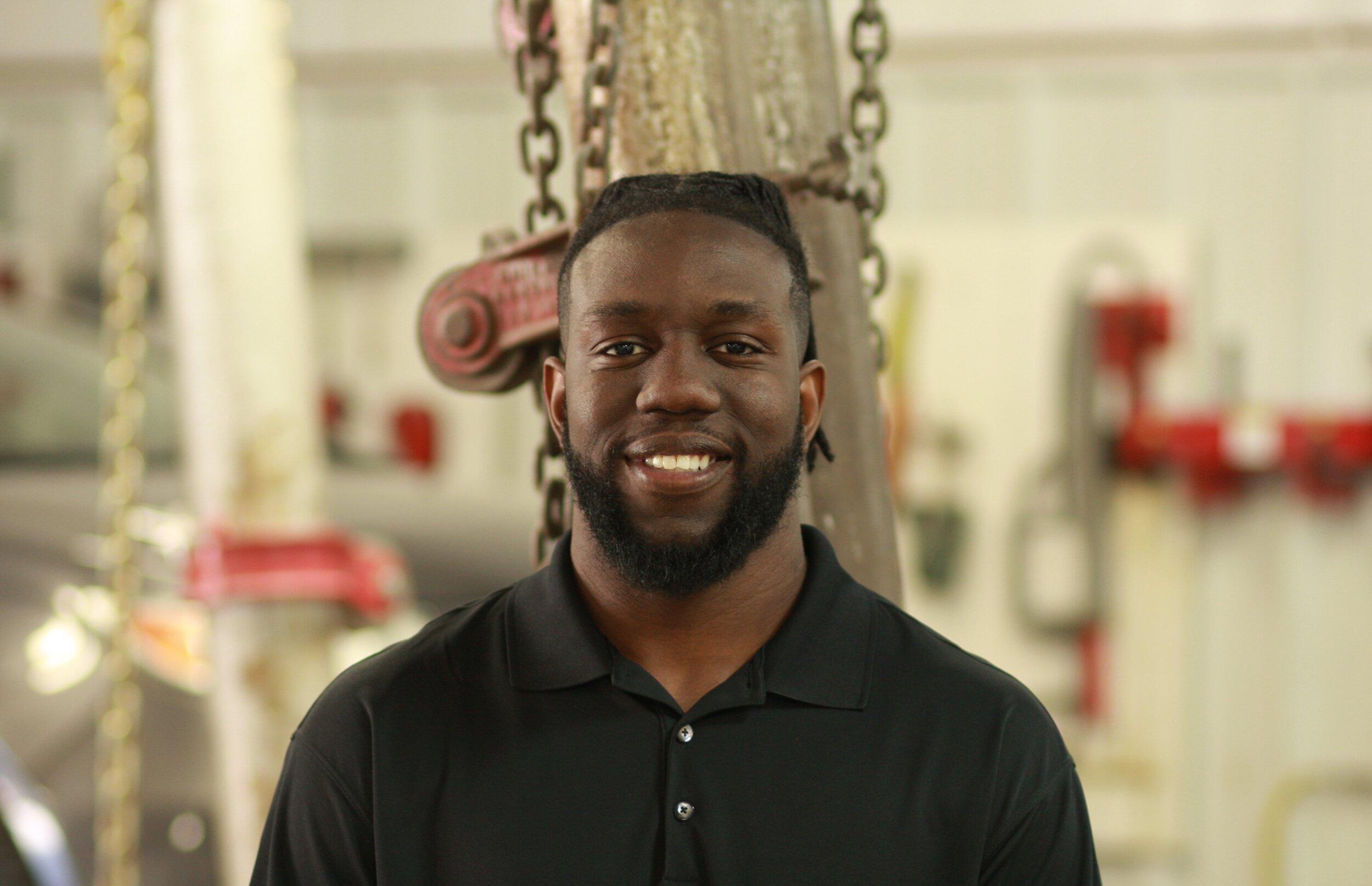 Allen Maxime - Parts Manager