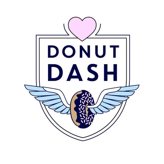 Donut Dash - Elizabeth Evans Long