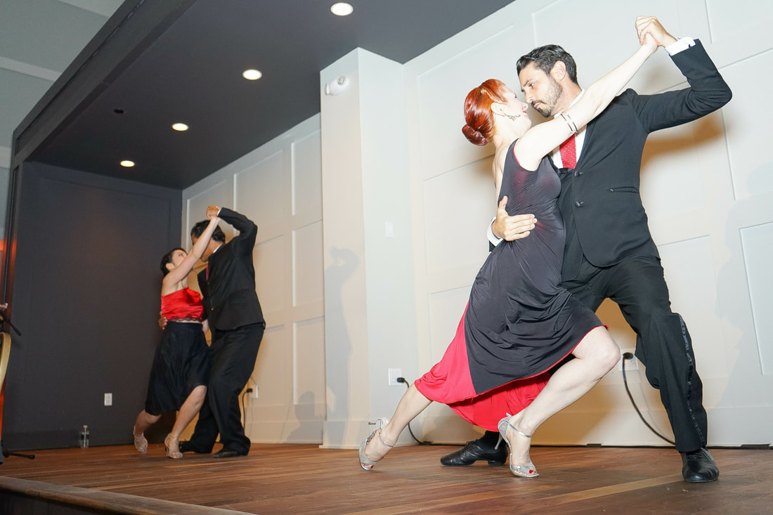 A way of life - More than just a dance, the tango is music, a drama, a culture, a way of life.