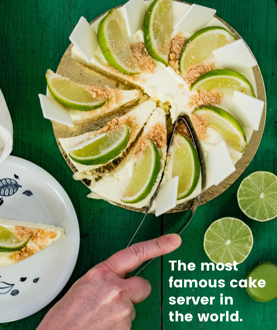 have your cake - and eat it too