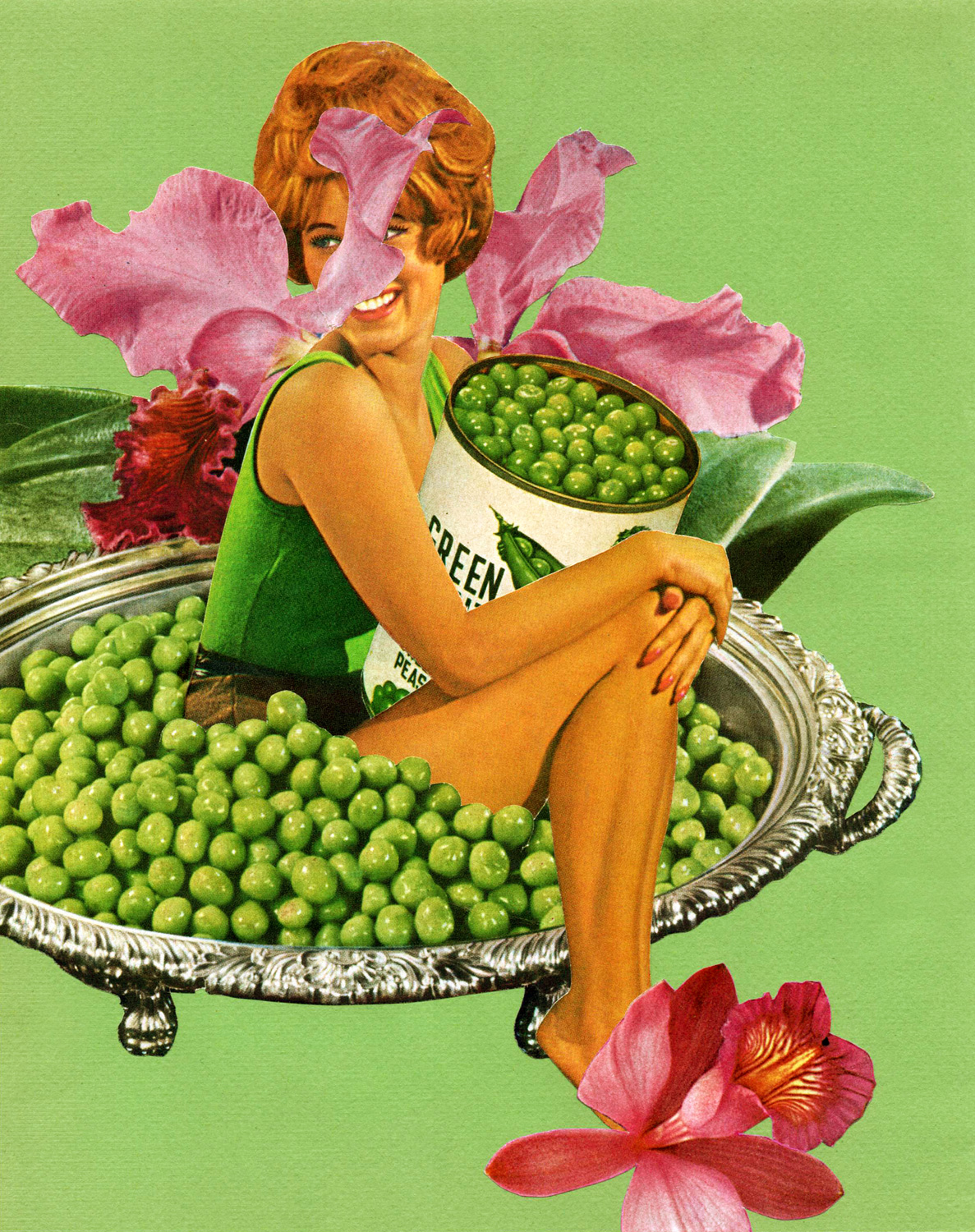 You Want a Peas of Me?