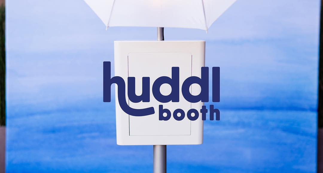 Huddl Booth   (Central California)