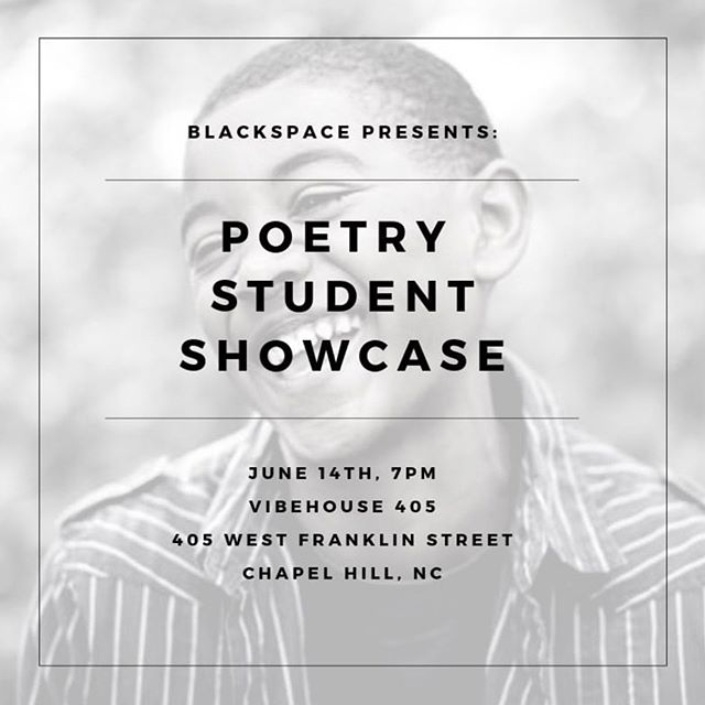 Providing spaces for youth creativity. Blackspace presents @thespaceblack  a Poetry Student Showcase ⚡️ Tomorrow 6.14.19 @ 7pm  at @VibeHouse405.  #VibeHouse405  Home of the Creative Rebels. #vibehouse405 #music #studio #hiphop #studioflow #producer #artist #songwriter #recording #Billboard #SESAC #ASCAP #BMI #rock #soul #reggae #dance #spokenword #trap #poetry #media #video #photography #vocals #engineer #art #positivevibes