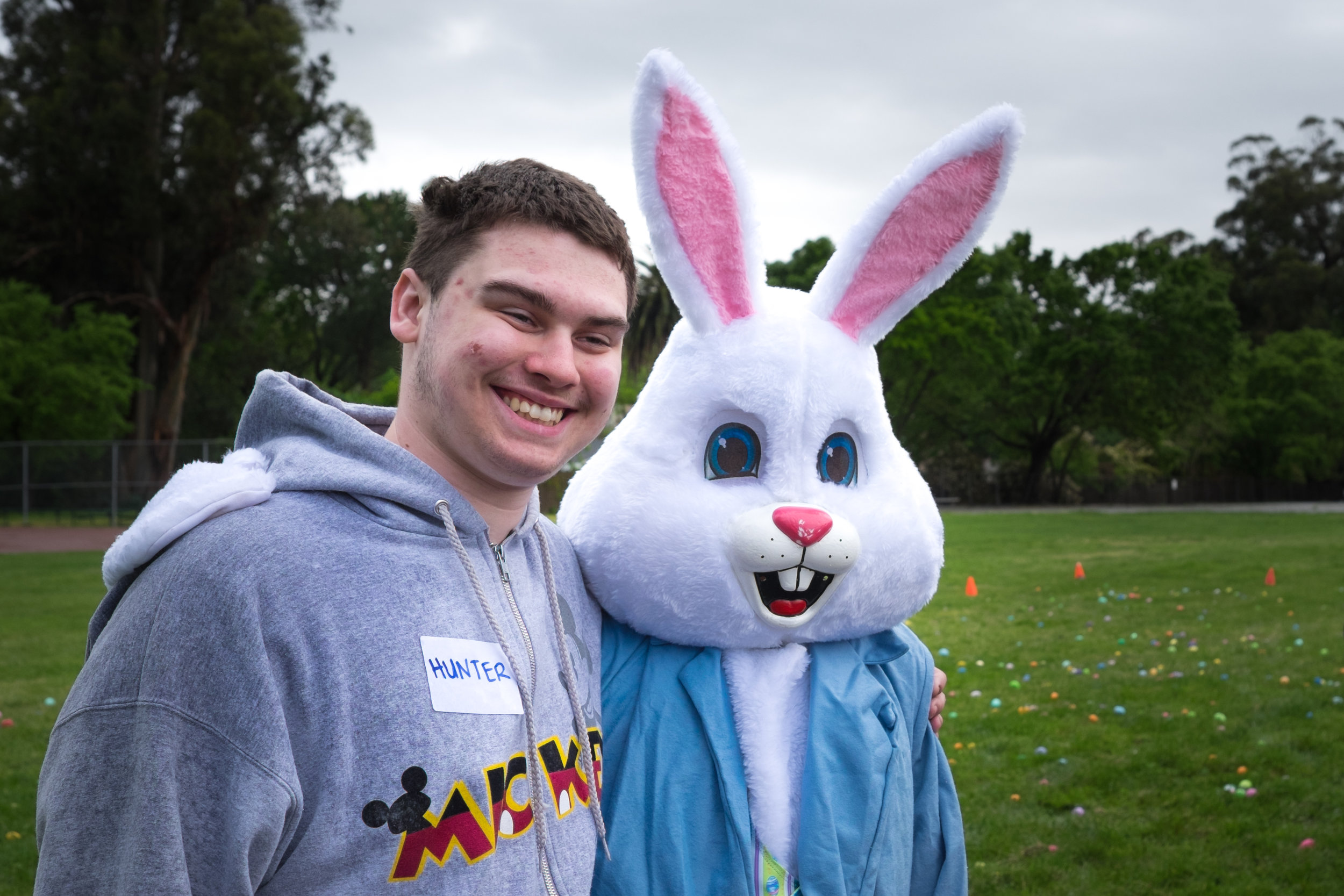 Egg-treme Hunt - Join All in Need children and parents as the kids hunt for the 1200 hidden eggs, and parents enjoy a chance to network with one another.