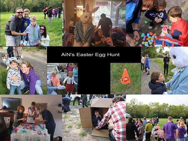 AiN's Egg hunt 2016