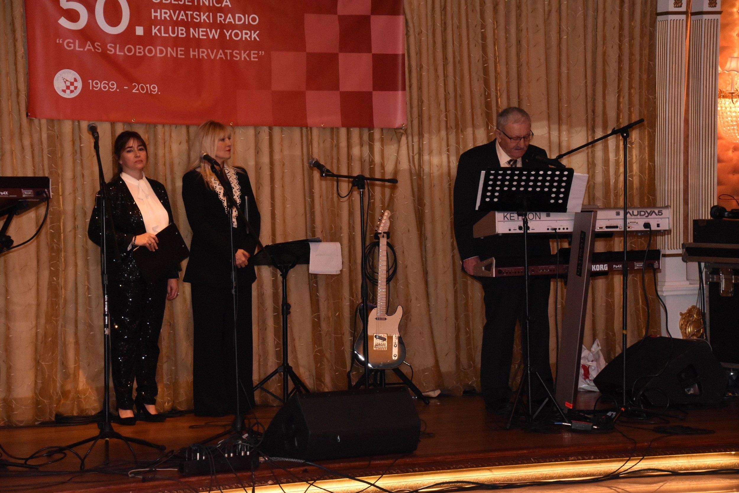 50. obljetnica Hrvatskog radio kluba NY