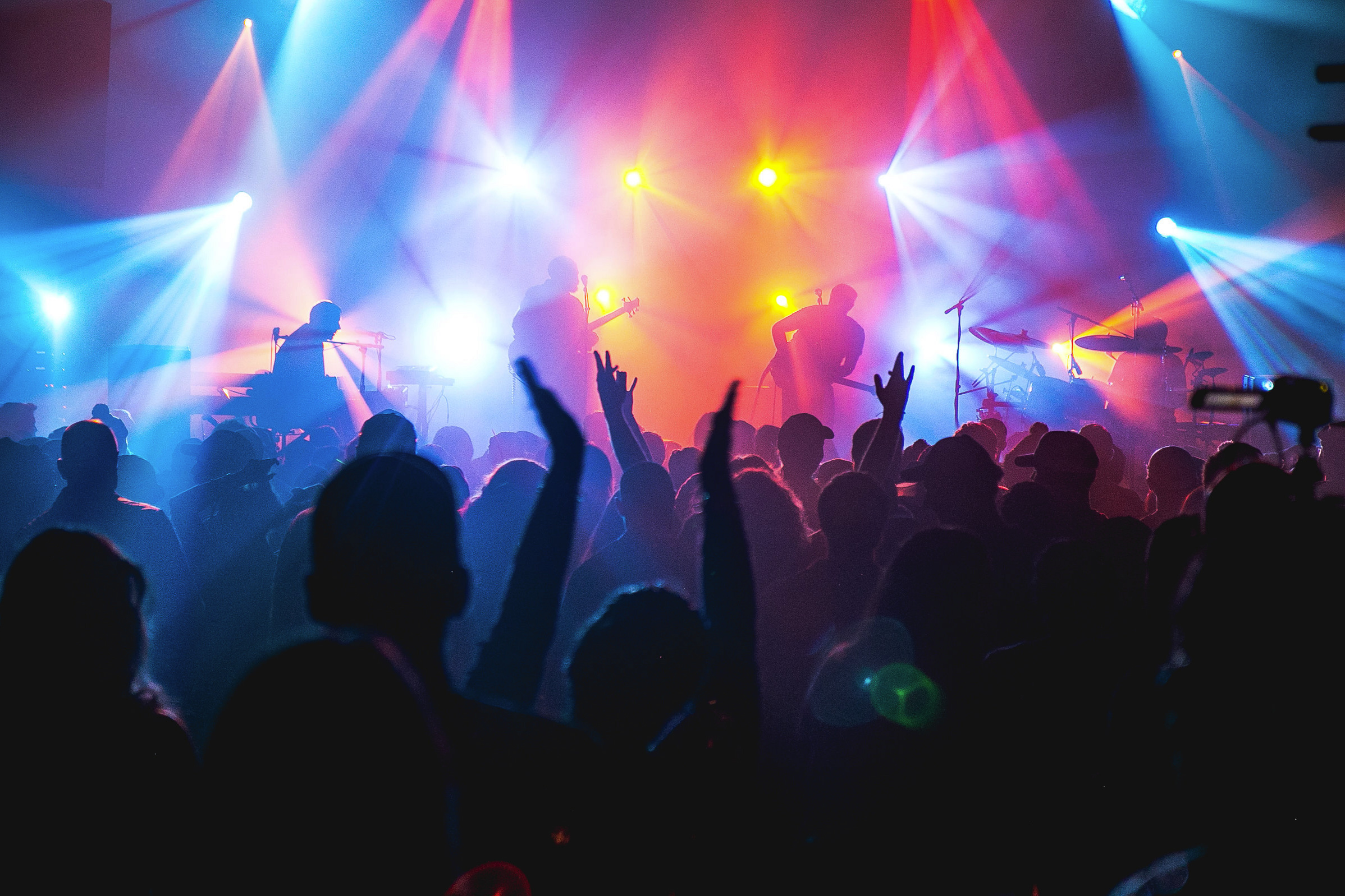 Events - Live events, concerts, corporate events & trade shows