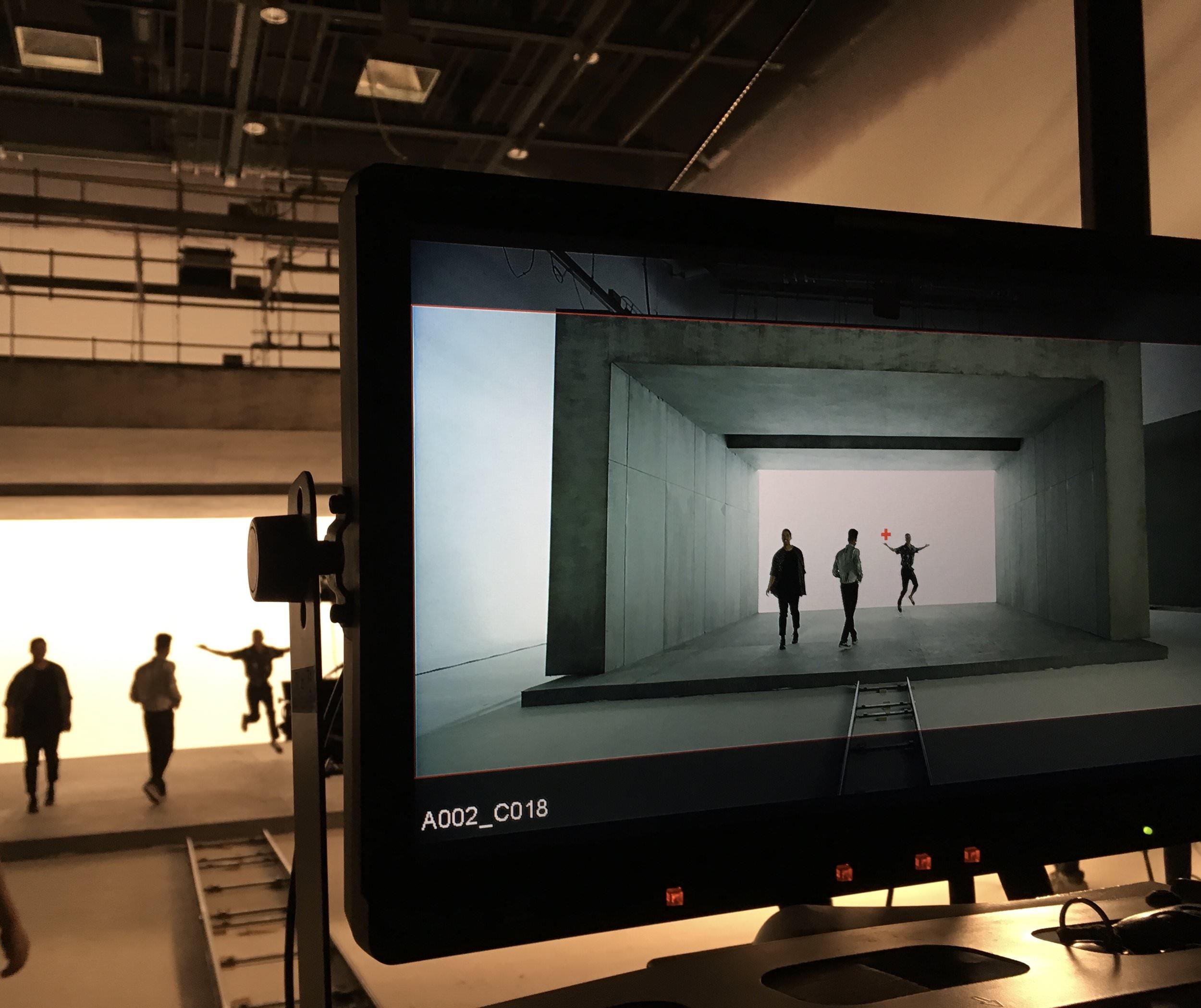 Behind the Scenes - Singularity