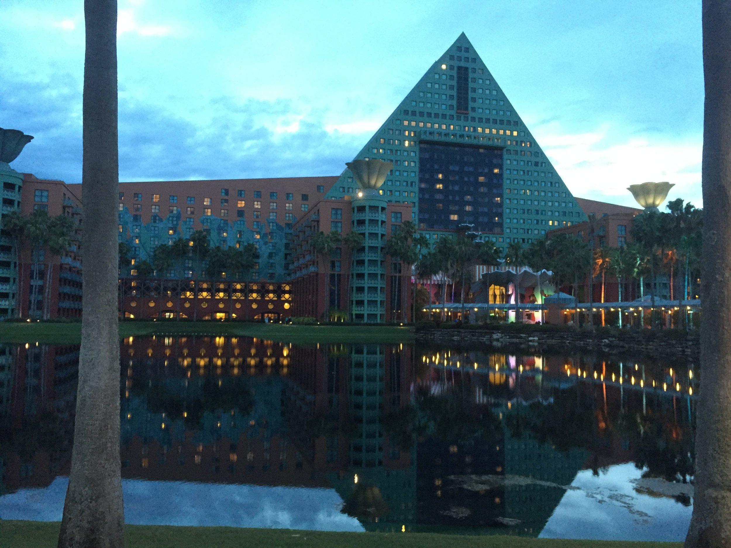 The Dolphin Resort
